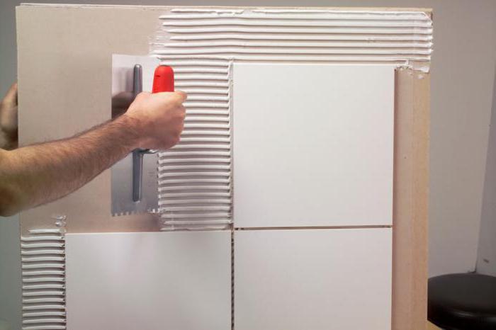 Морозостойкий клей для наружных работ: правила выбора и использования