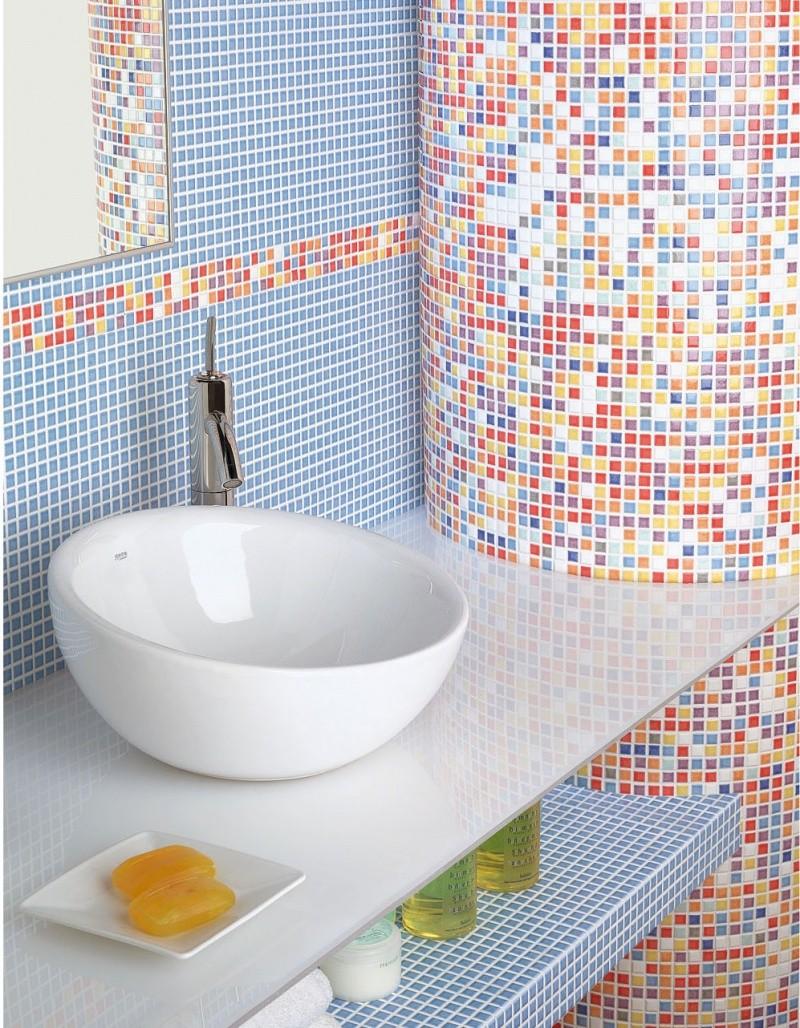 Как обновить швы между плиткой в ванной?