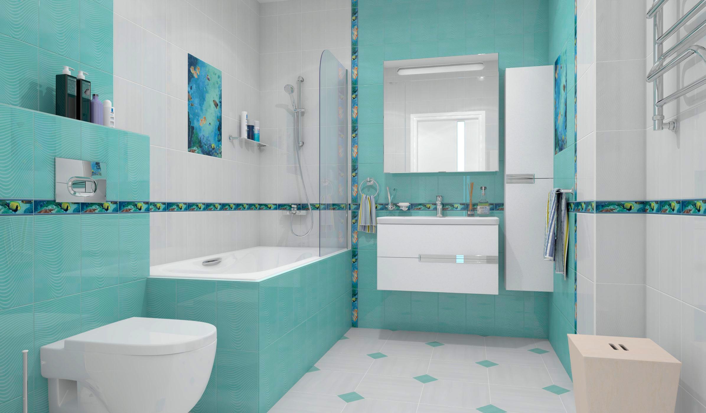 керама марацци для ванной-цвет