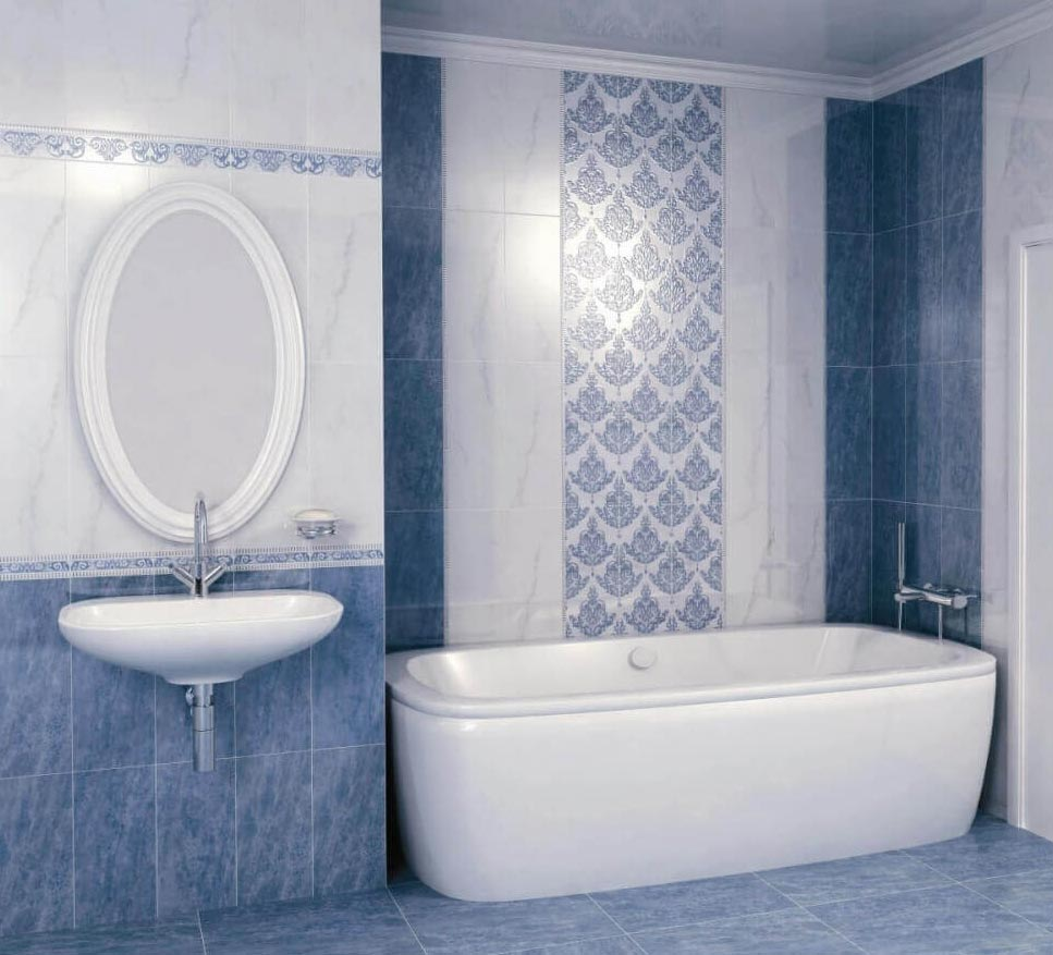 керама марацци для ванной-удачный интерьер