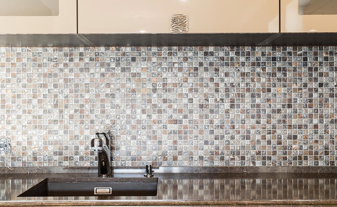 керамическая мозаика для кухни