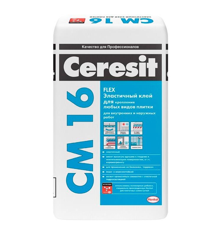 Клей Ceresit CM16 flex