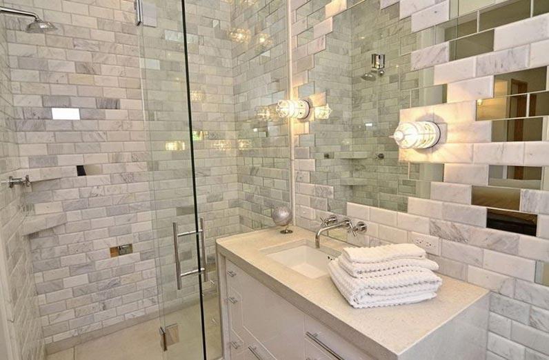 клинкерные плитки для ванной