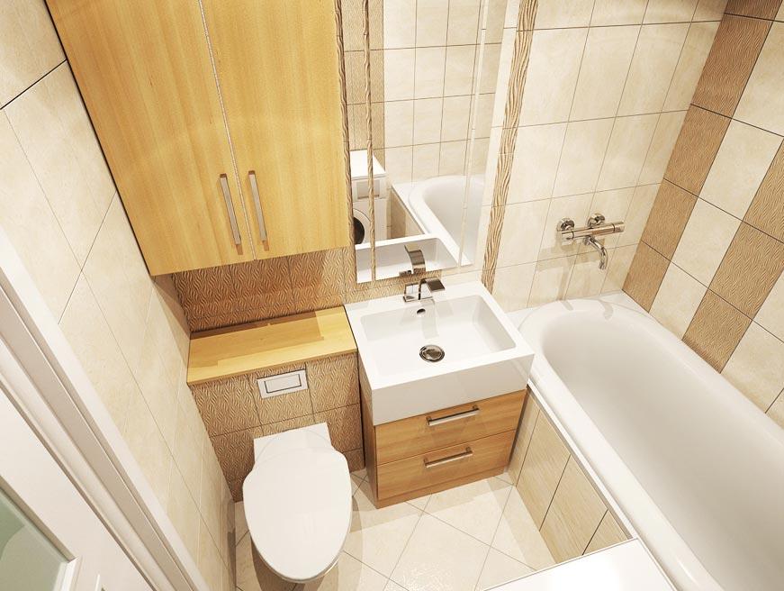 маленькая ванная комната примеры удачных решений