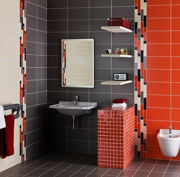 монокоттура плитка для ванной