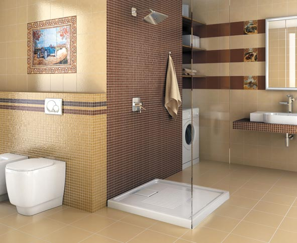 мозаика керама марацци для ванной