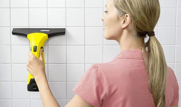 пароочиститель для чистки плитки в ванной