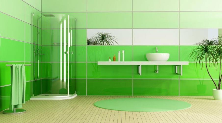 плитка для большой ванной 2