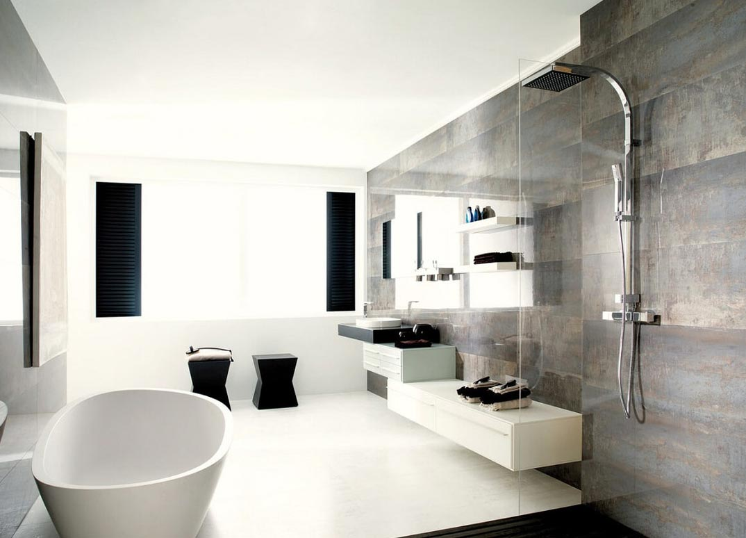 плитка для ванной испания хай-тек