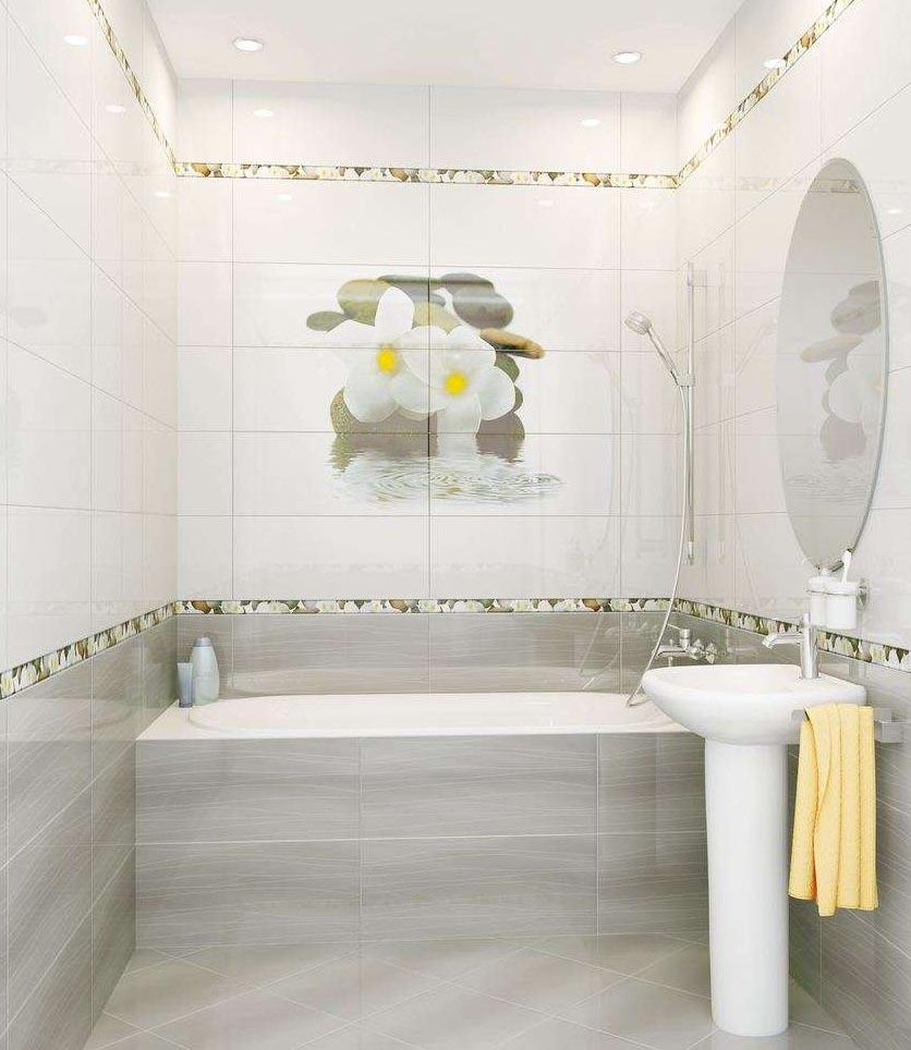 плитка для ванной комнаты 4