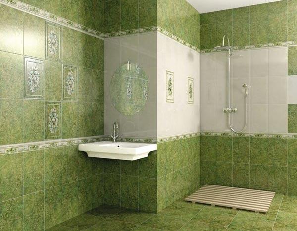 плитка элегия керама марацци в ванной