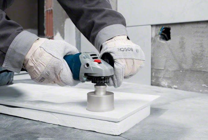 Преимущества и недостатки инструментов для сверления плитки в ванной 2