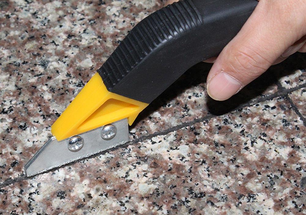 Расшиватель швов для удаления затирки