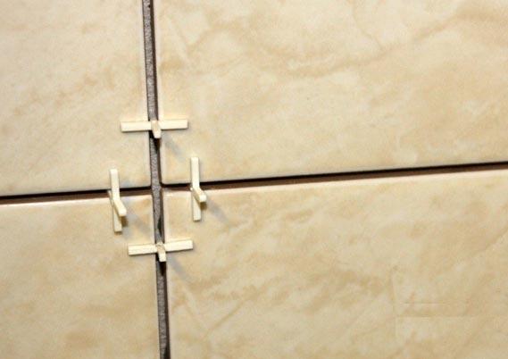 ширина швов плитки