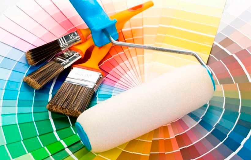 Выбираем краску и другие материалы для покраски плитки в ванной