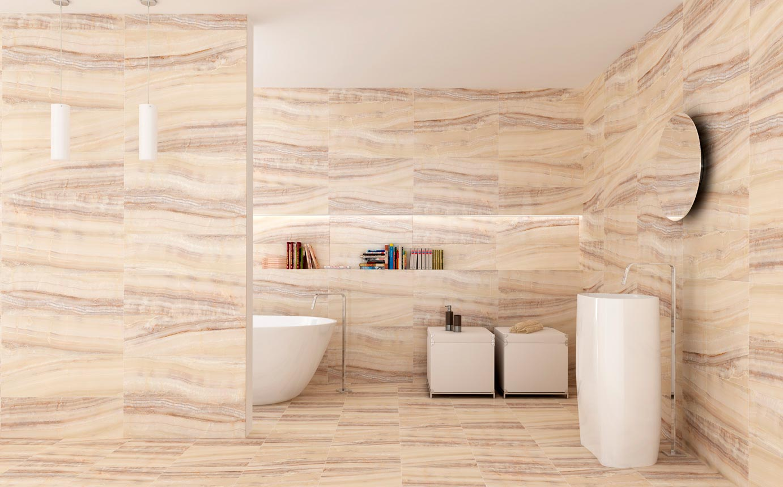 Выбор мраморной плитки в зависимости от параметров ванной комнаты 3