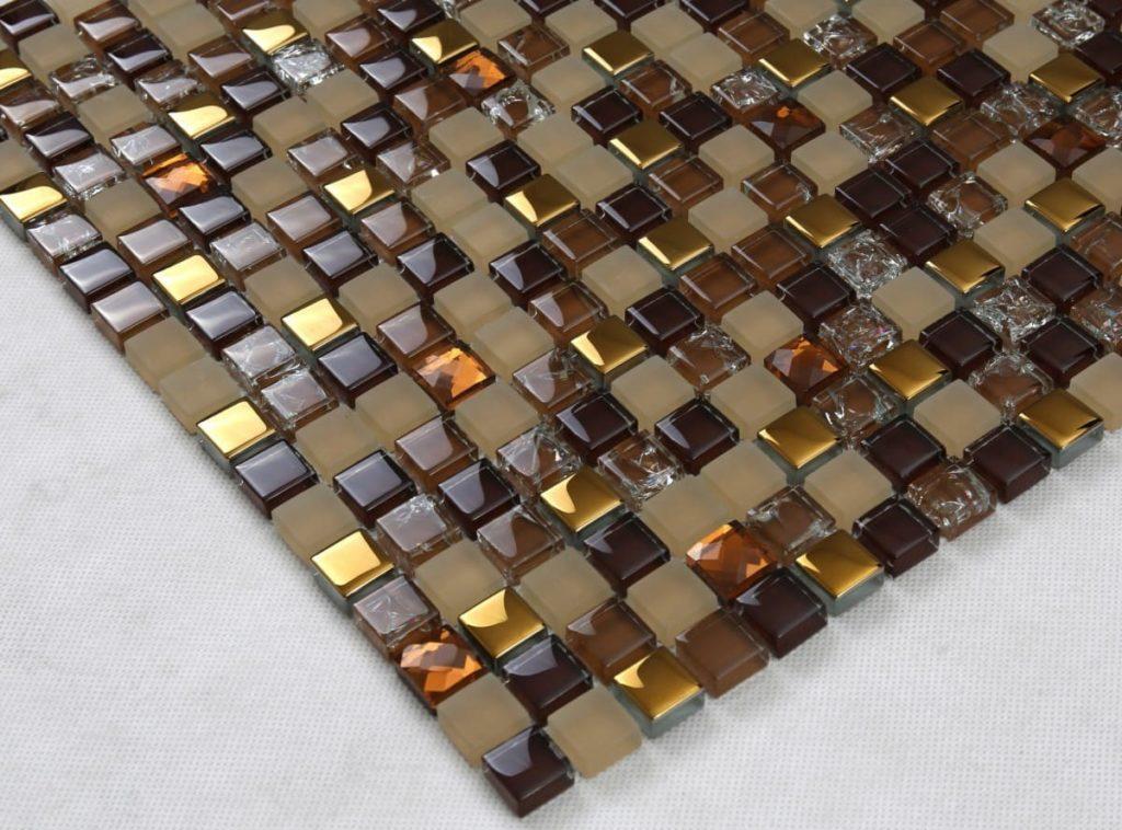 Керамикческая фактурная мозаика для кухни