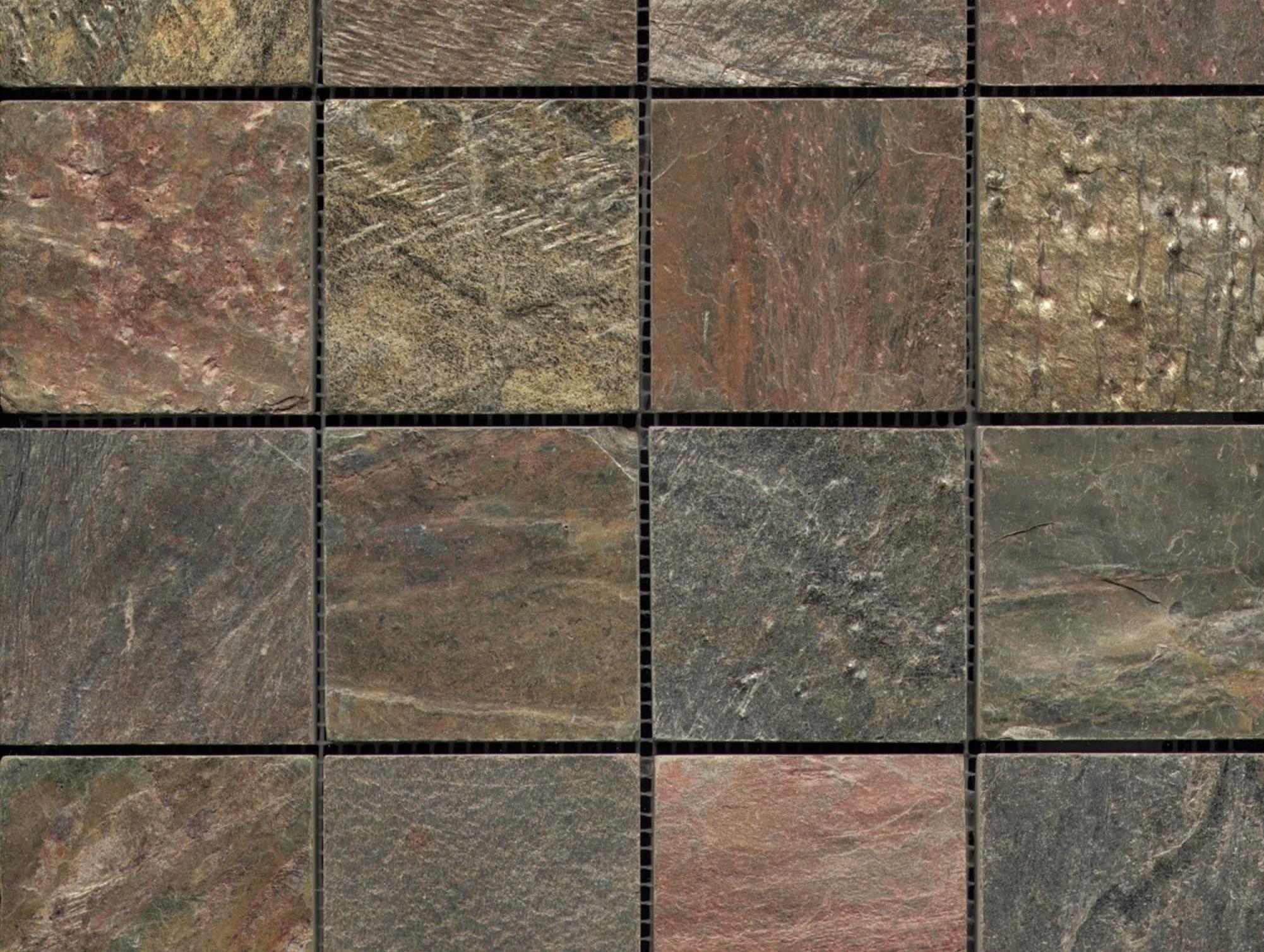 Мозаика из керамогранита кухня