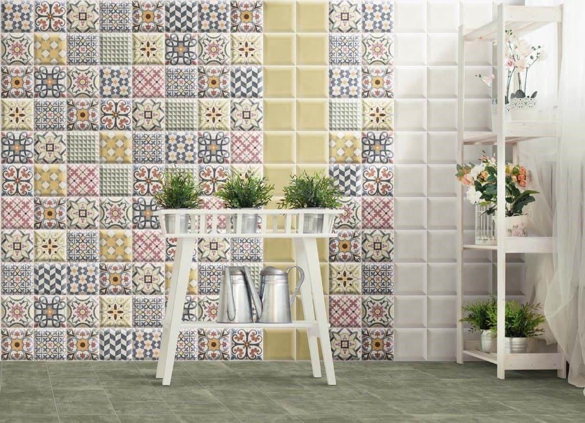 Производители мозаики