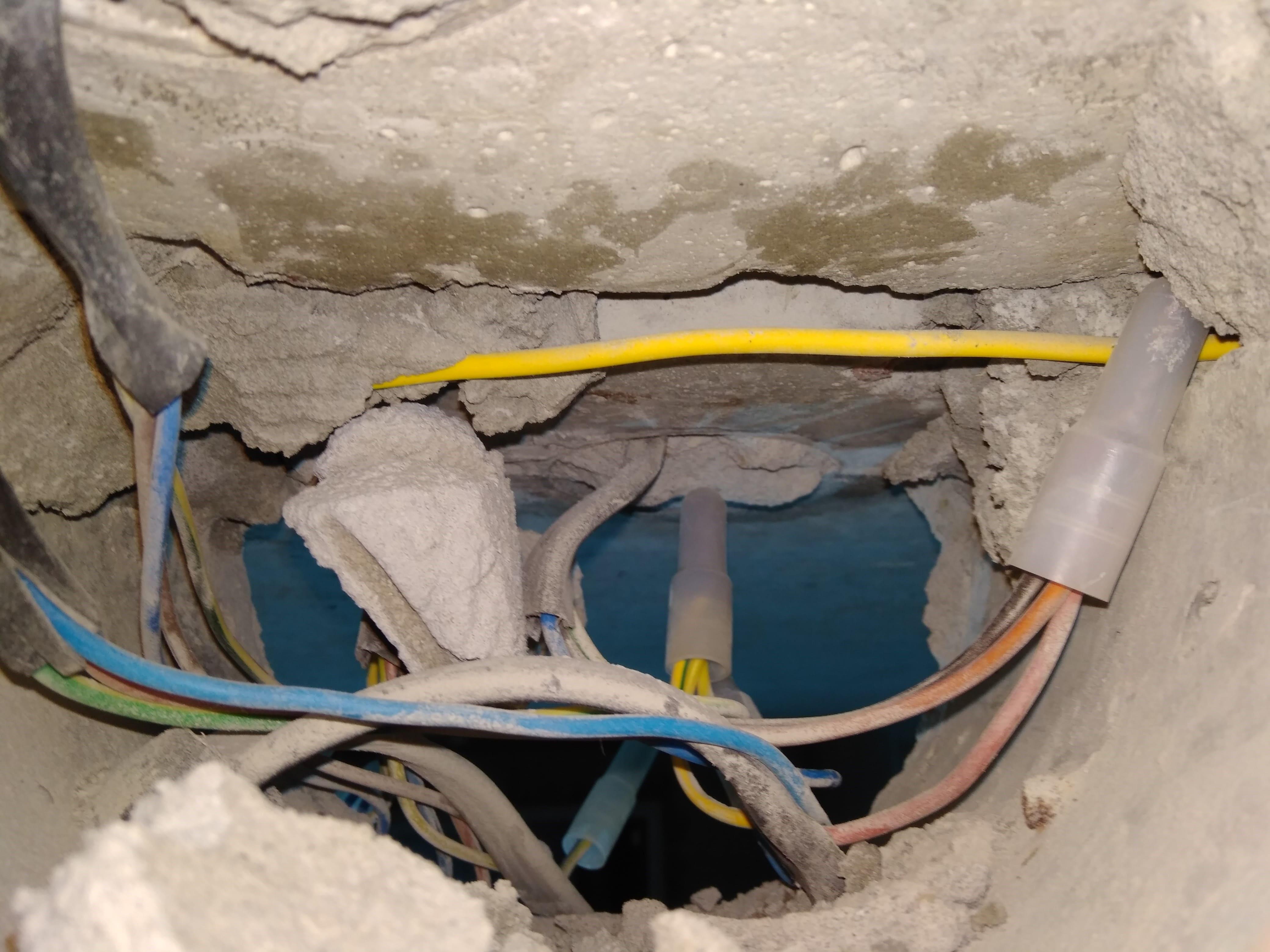 Проверка старой электропроводки