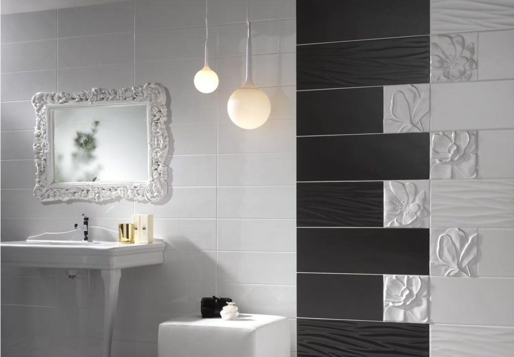 Серая плитка для ванной - как выбрать и использовать?