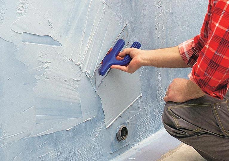 гидроизоляция стен ванной под плитку