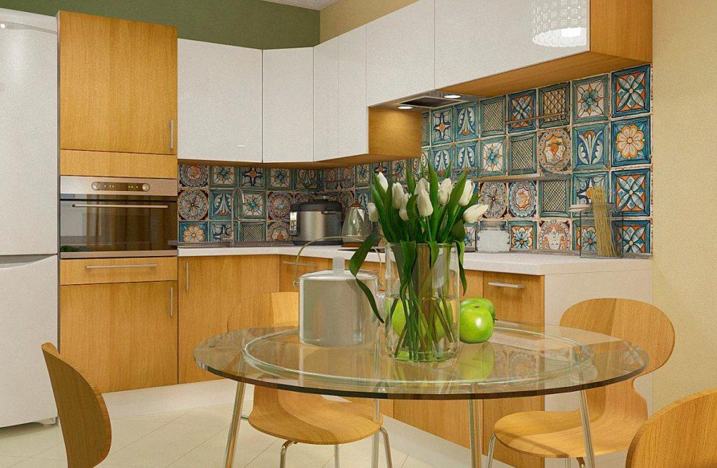 Испанская плитка для кухни как выбрать