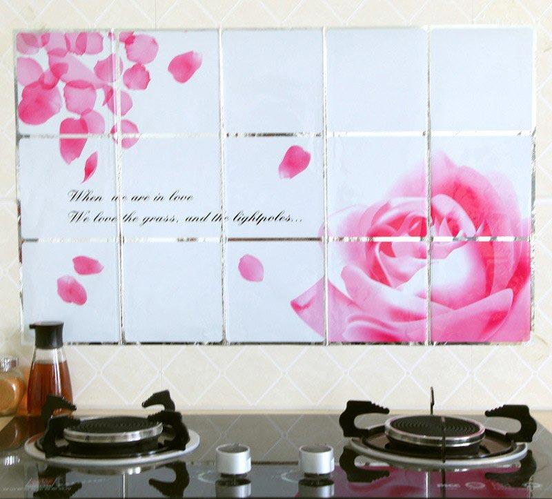 как обновить плитку на кухне-примеры