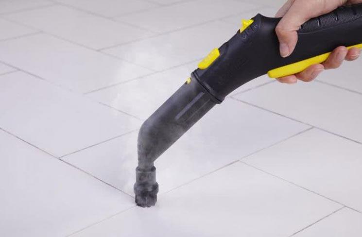 как очистить швы на полу в ванной
