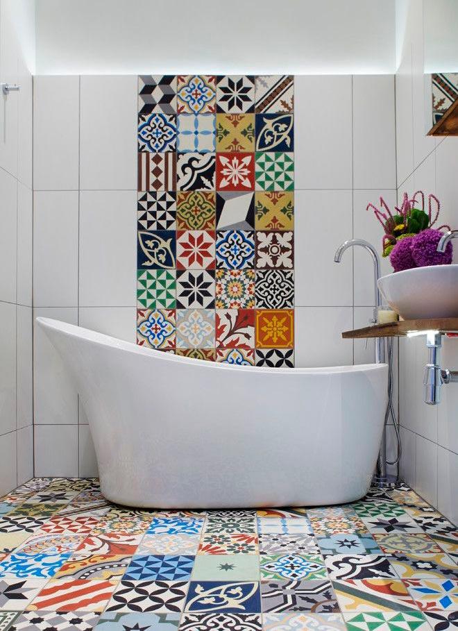 Как выбрать подходящее панно для ванной 2