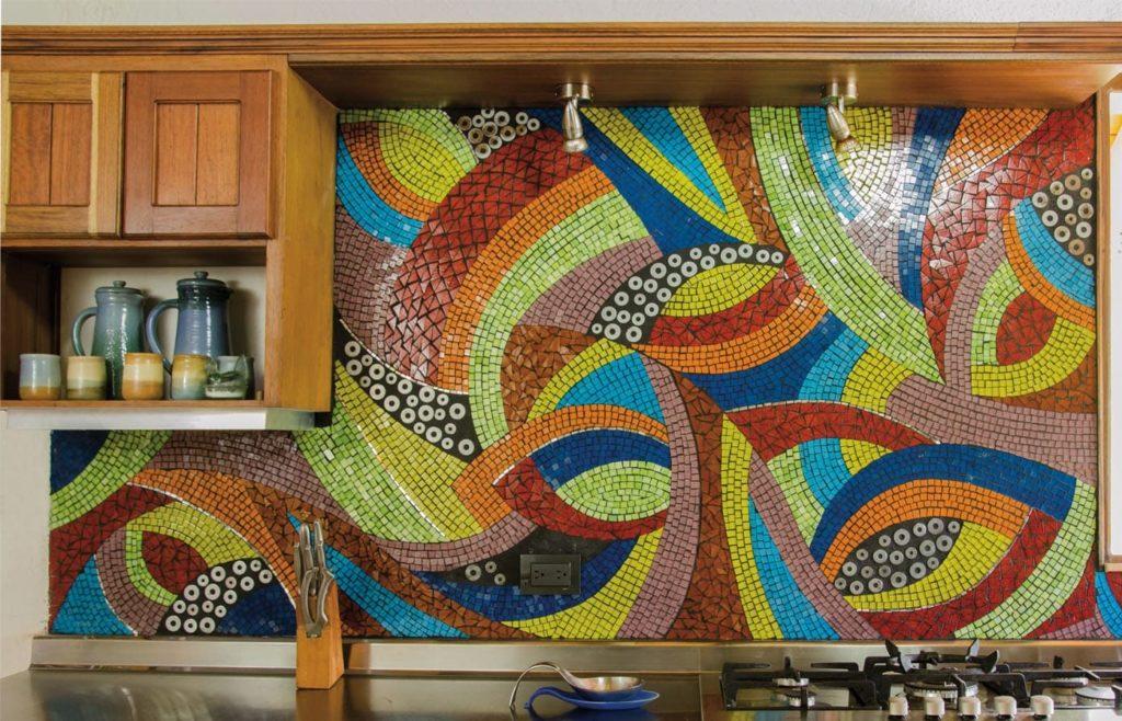матричные мозаичные панно для кухни