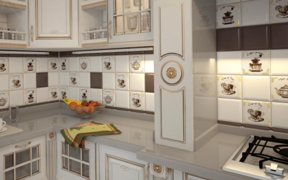 Основные правила по эксплуатации кухонной плитки 3