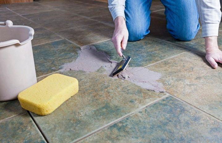 Особенности затирки швов керамической плитки 2