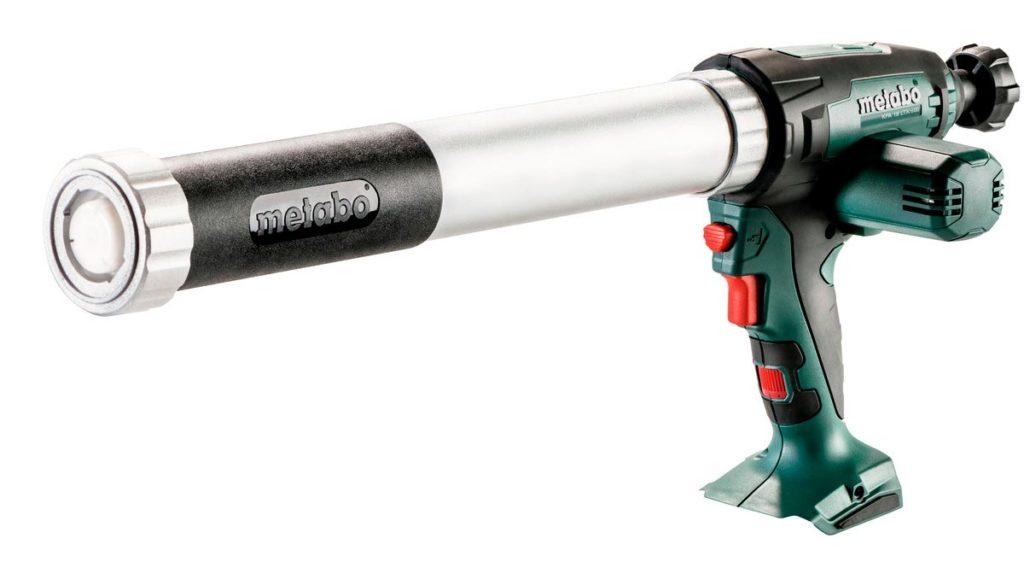 Пистолет для затирки Metabo kpa 18 ltx