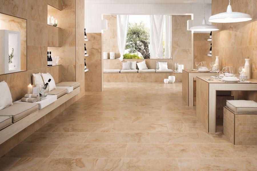 Плитка Kerama Marazzi для ванной: особенности, варианты применения в интерьере