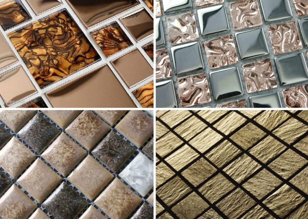 плитка мозаика на кухню матричные блоки