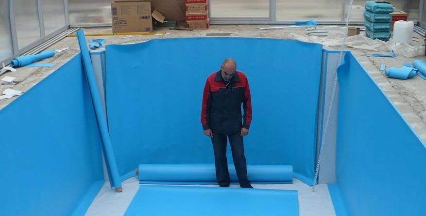 плиточный клей для бассейнов-подготовка основания