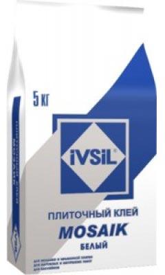 плиточный клей Ivsil mosaik