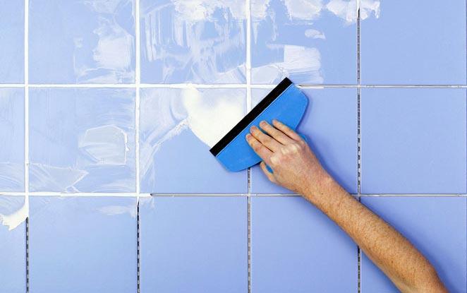 шпатель для затирки швов плитки-правила пользования