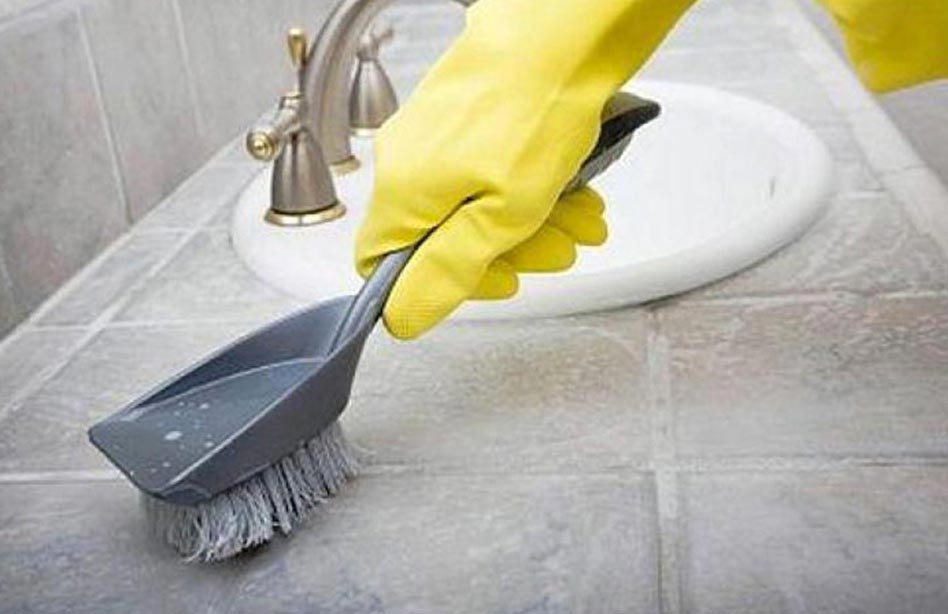 швы между плиткой в ванной-профилактика