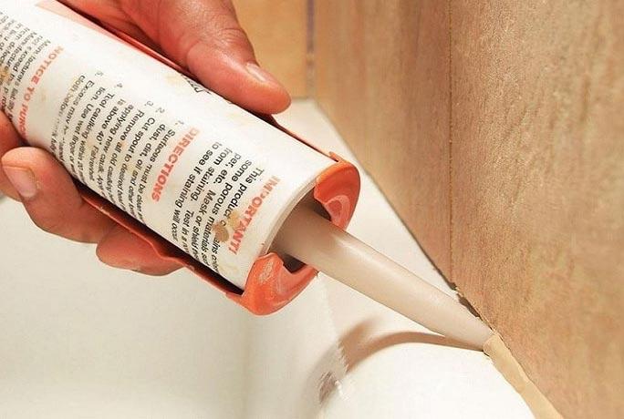 силиконовая затирка для плитки-как выбрать