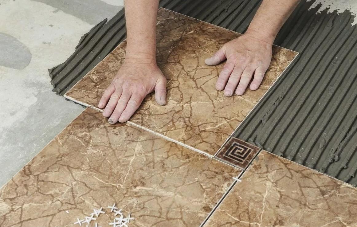 цементные растворы наносятся более толстым слоем