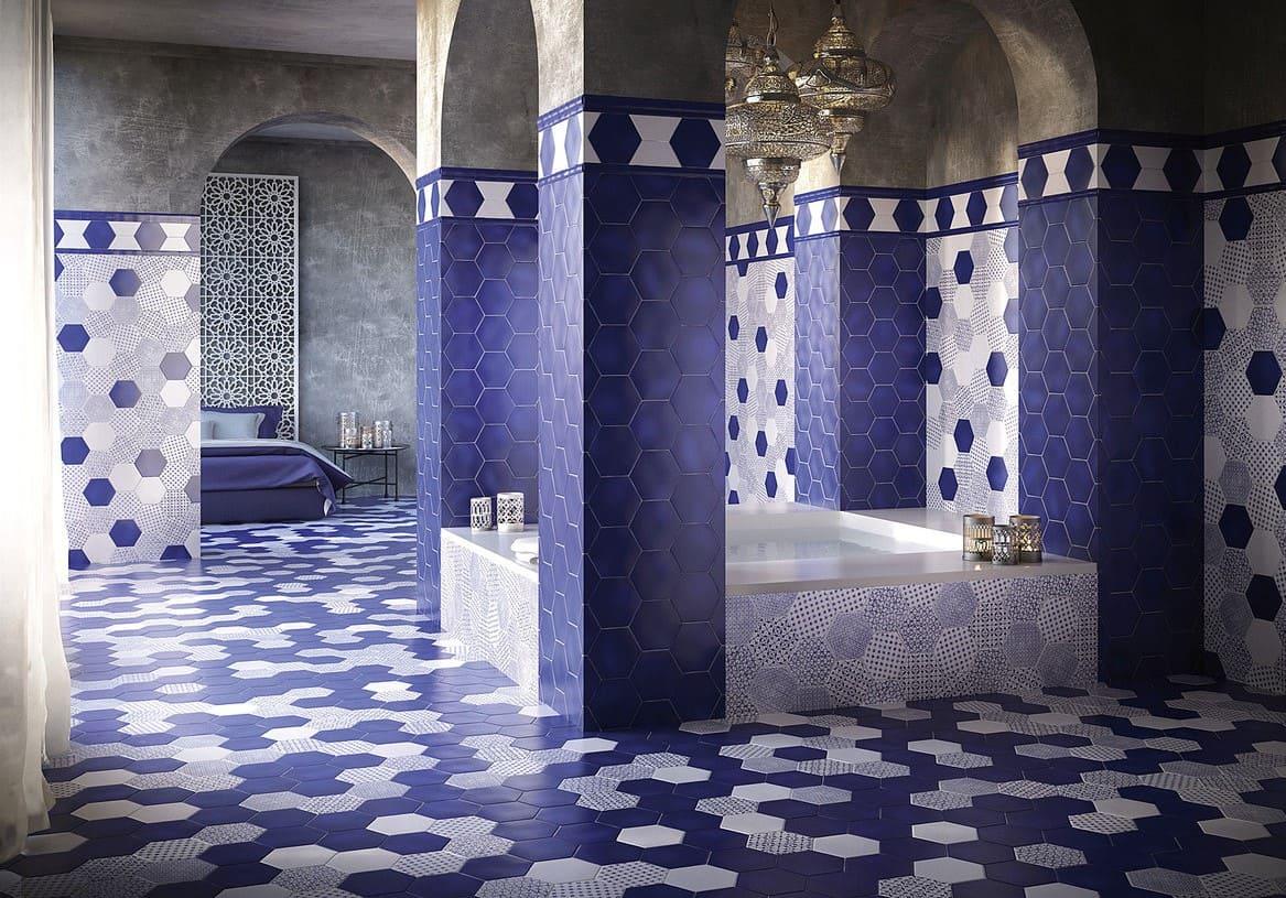 ванная комната марокканский стиль дизайн