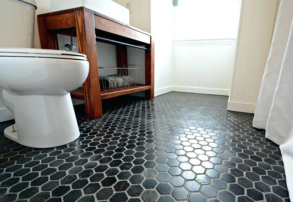 выбор керамической напольной плитки для туалета