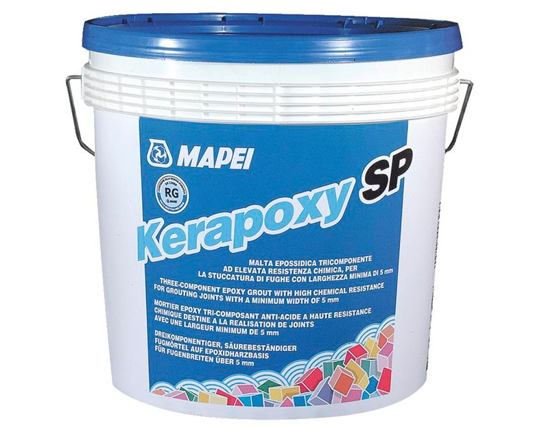 Затирка для плитки Mapei Keraproxy SP