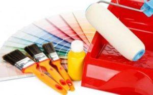 инструмент для покраски потолочки