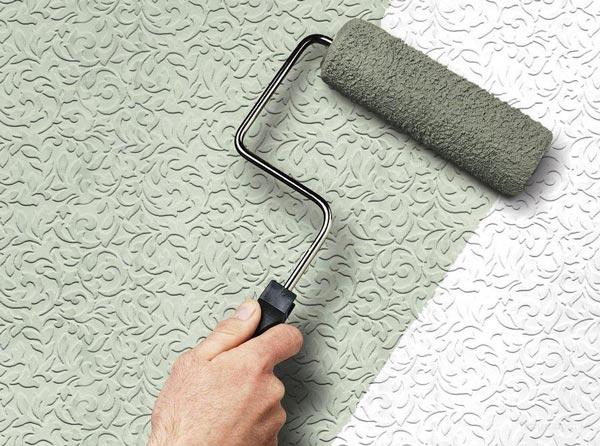 латексная краска для потолочки