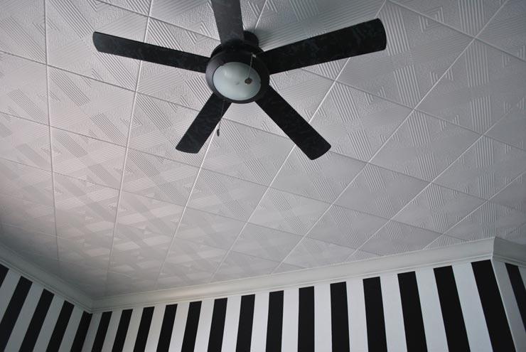 Плитка для потолка из пенопласта