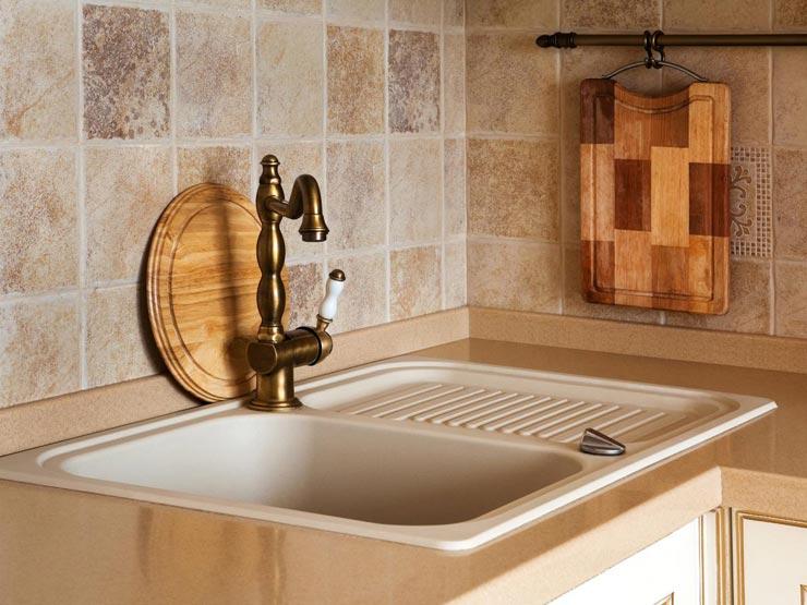 Плитка в стиле прованс для кухни