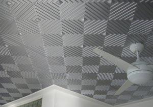 недостатки водоэмульсионки для потолочки
